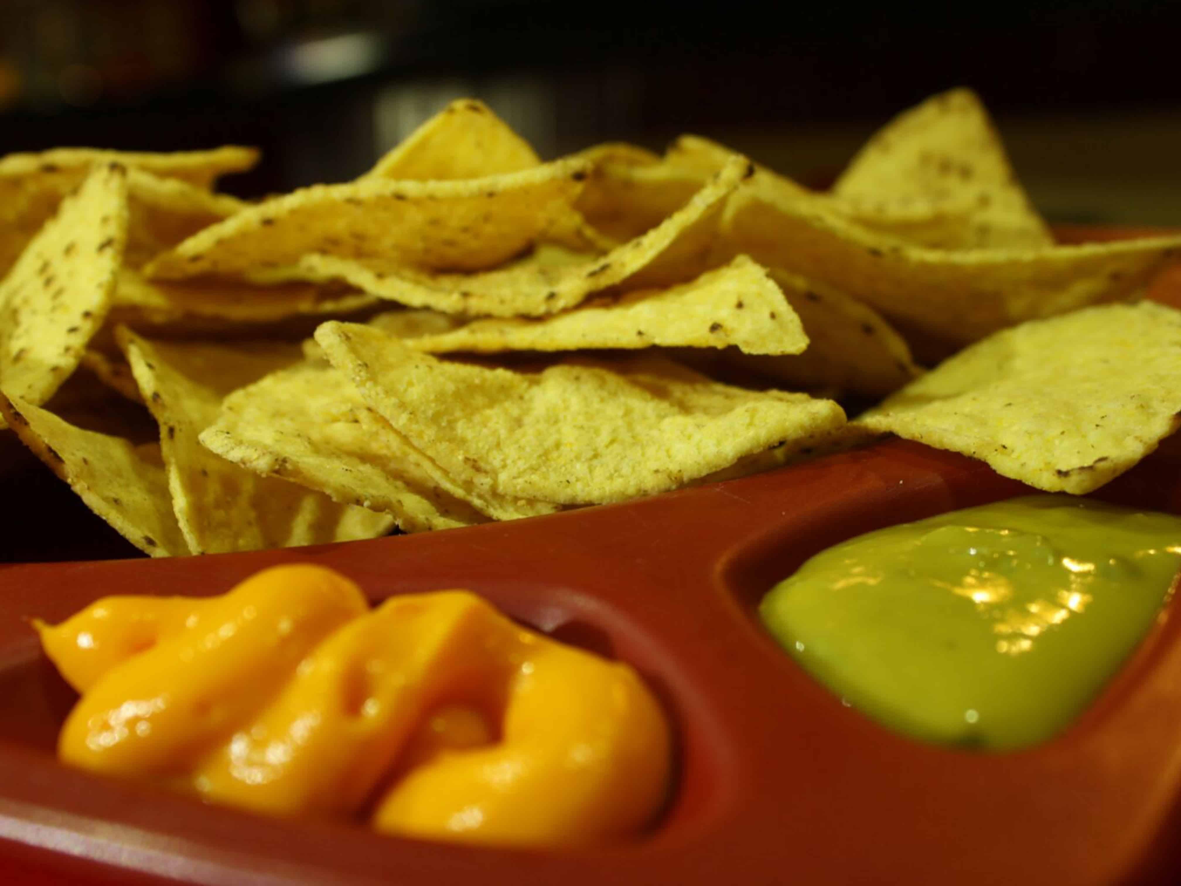 bokatines restaurante nachos